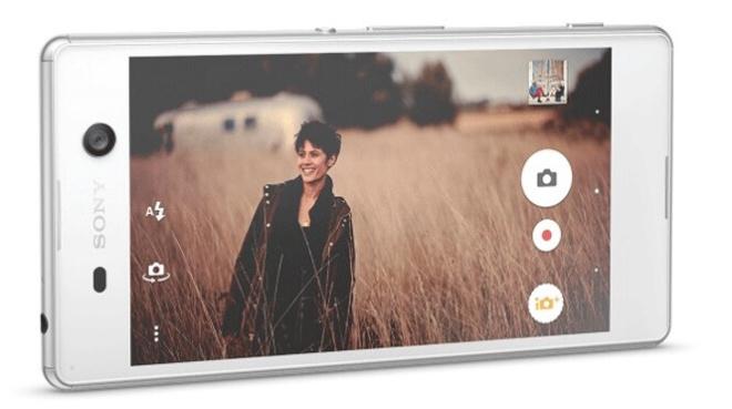 Sony Xperia M5 cámara