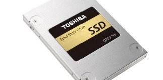 Toshiba lanza la nueva gama Q300 de discos SSD