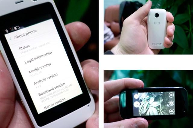 Collage a partir de imágenes publicadas por Android Headlines