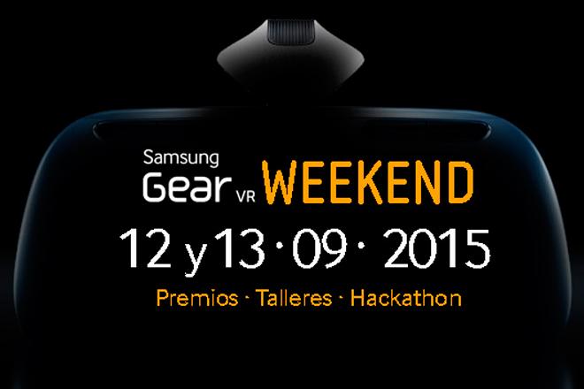 Realidad virtual: Abierta la convocatoria al Samsung Gear VR Weekend
