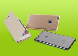 Tucano presentó Filo y Libro los nuevos covers para iPhone 6S