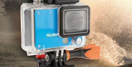 Rollei Actioncam 420: la nueva cámara de acción de la empresa alemana