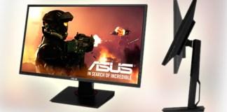 ASUS MG278Q, monitor WQHD de 27'' para gamers que protege la vista