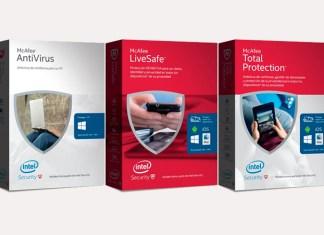 Suites 2016 de Intel Security llegan para proteger a todos y con True Key