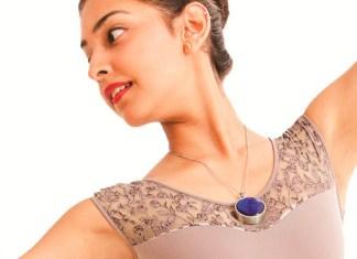 Safer: collar con GPS que lanza el SOS ante una agresión sexual