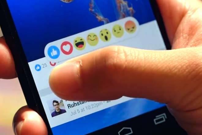 """Esto debes saber del nuevo botón """"Me gusta"""" de Facebook (Reacciones)"""