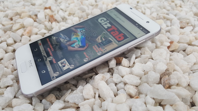 htc one a9 opinion
