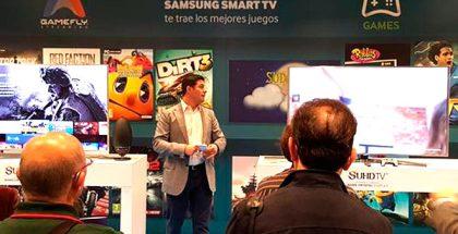¡Atención, jugones! Samsung Smart TV incorpora servicio de videojuegos en streaming (GameFly)
