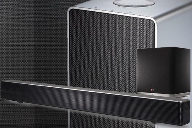 LG trae audio inteligente al hogar: sistema multirrom Home Music Flow y altavoces portátiles Sound 360 y P7