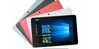 ASUS Transformer Book un híbrido que combina una potente portátil y una tablet