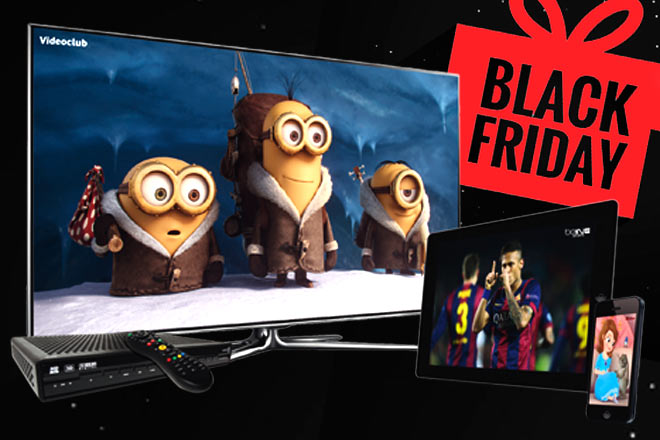 Vodafone se adelanta al Black Friday regalando 12 meses de Vodafone TV