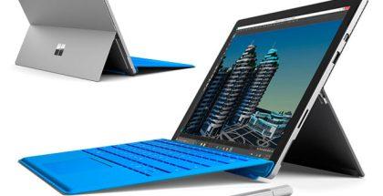 Ya es posible comprar la Surface Pro 4 en España