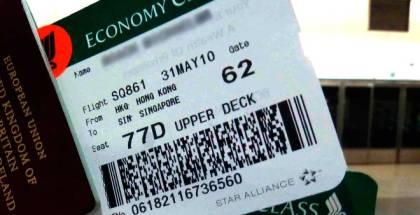Panda Security: tu billete de avión pondría en riesgo tu privacidad