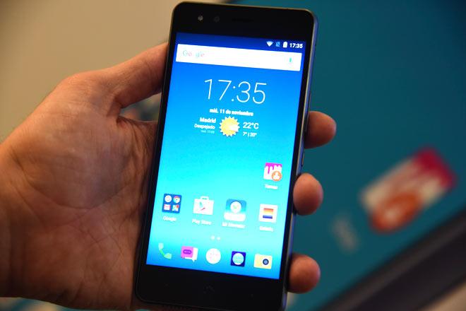 ¡Es oficial! Telefónica y BQ lanzan móvil con Cyanogen OS