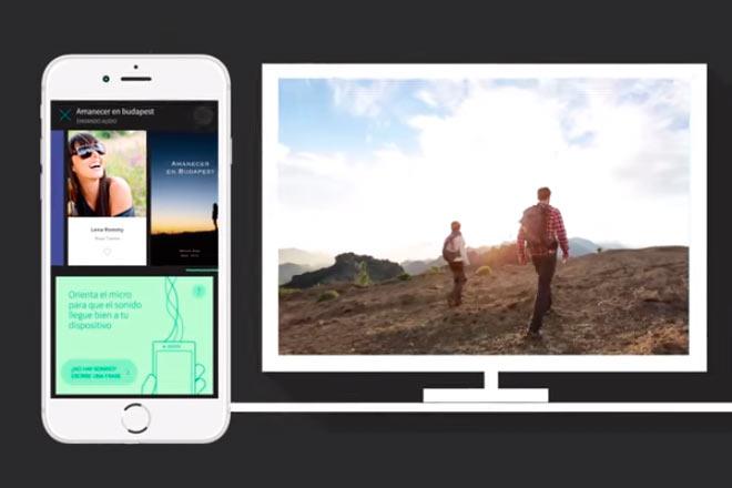 Touchvie: app española como Shazam, pero mejor y para pelis y series
