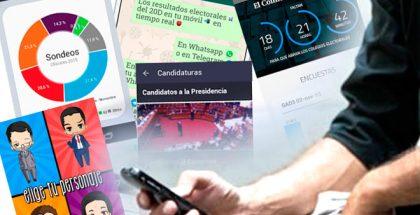 20D: Claves para seguir las elecciones generales de España desde tu móvil