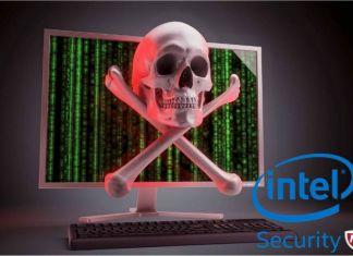 Amenazas de seguridad en la red que los usuarios deberán tener en cuenta en 2016: Intel Security