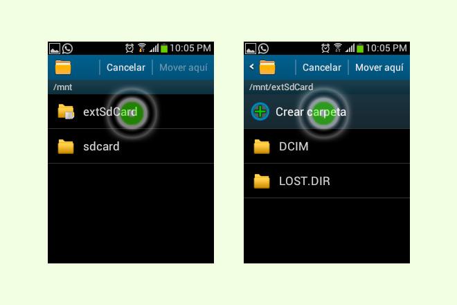 mover-WhatsApp-a-la-tarjeta-SD-4A