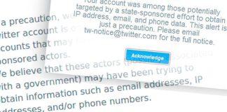 Hackers podrían haber atacado cuentas de Twitter