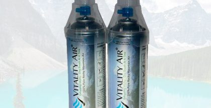 Vitality Air: aire enlatado canadiense que se vende en China como pan caliente