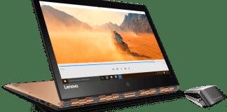 #CES2016: LENOVO presenta el YOGA 900S, el ordenador portátil convertible más fino del mundo