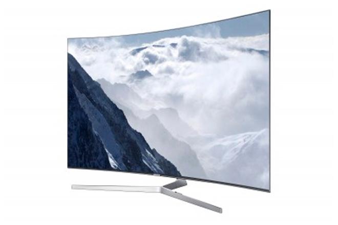Televisor curvo Samsung SUHD de la serie KS9500 Ha ganado el premio 2016 Editors' Choice de Reviewed.com, el premio CES Top Picks de HD Guru y el premio Best of CES de TechRadar.