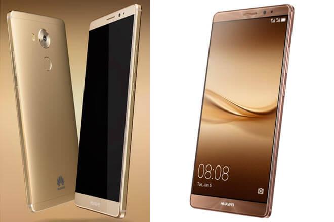 #CES2016: Huawei Mate 8 ve luz en Las Vegas con chipset Kirin 950