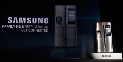 #CES2016: Internet de las Cosas presente en nuevo frigorífico de Samsung