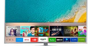 #CES2016: Así es la renovada interfaz y el nuevo mando para Samsung Smart TV