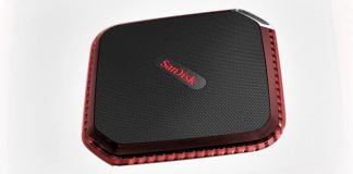 #CES2016: SanDisk presenta SSD portátil de 480GB que cabe en tu bolsillo (Extreme 510)
