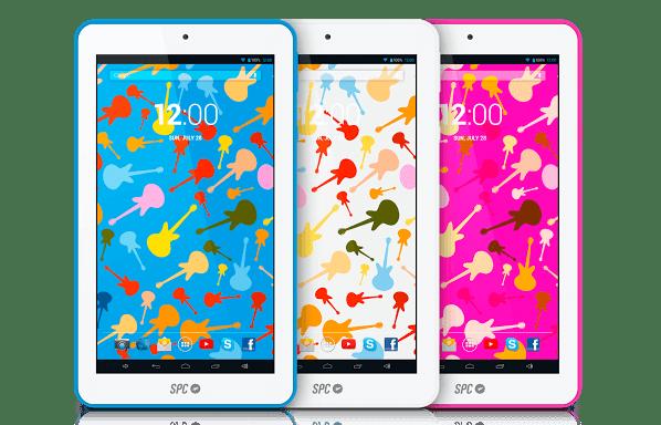 Una tablet para niños en España