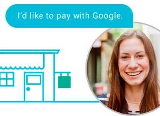 Aplicación de pago Hands Free de Google