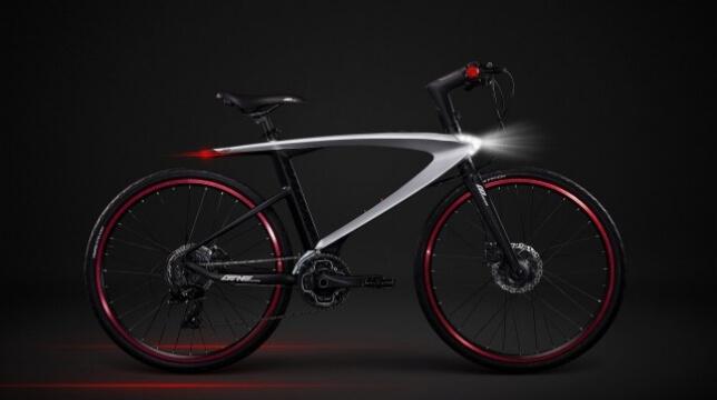 La bicicleta inteligente SuperBike