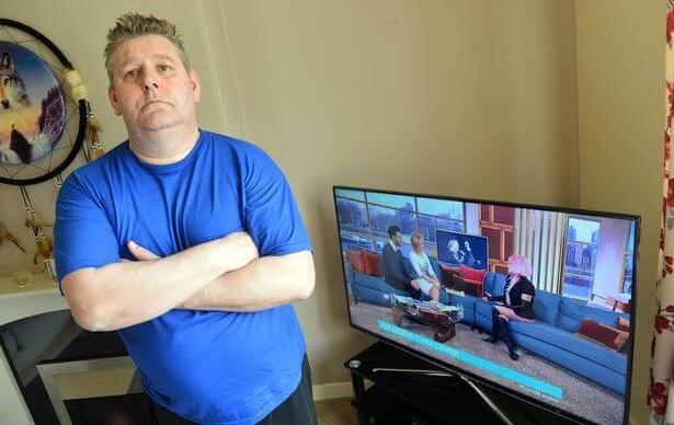 Panasonic se niega a cubrir la garantía de televisor