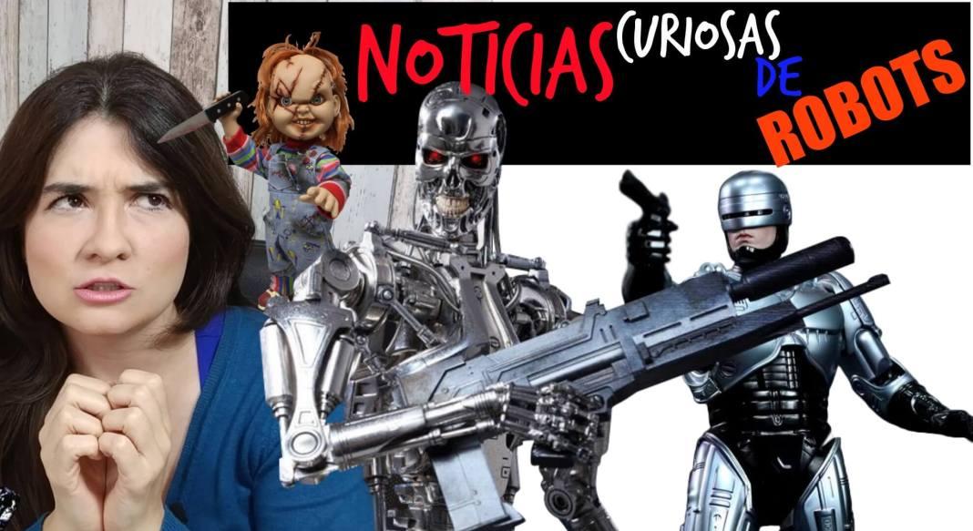 noticias curiosas de robots
