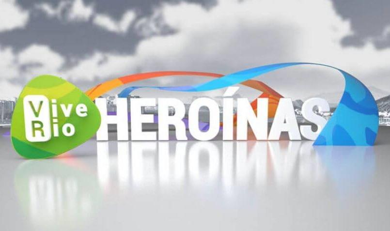 Heroínas Vive Río