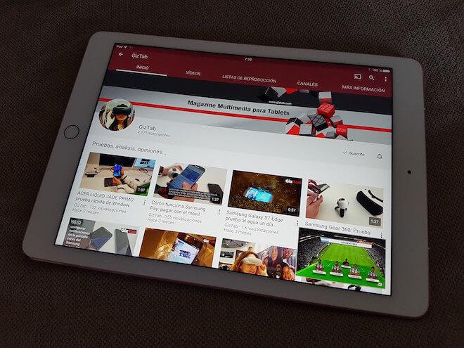 El rendimiento del iPad Pro y su diseño elegante son claves de productividad en movilidad