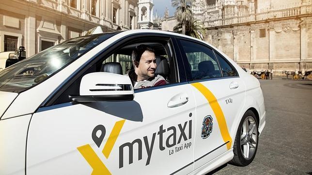 Mytaxi y Hailo unen fuerzas contra Uber