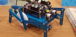 Robots educativos de SPC