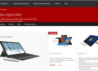 Ofertas de Black Friday en Microsoft