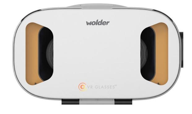 Wolder VR Glasses