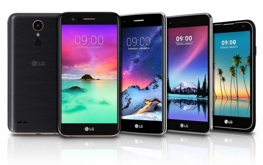 Serie LG K