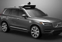 Taxis autónomos de Uber