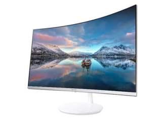 monitor curvo con tecnología Quantum dot CH711