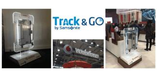 Samsonite y Vodafone desarrollan dispositivo rastreador de maletas