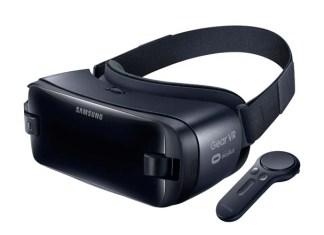 Samsung Gear VR con control remoto