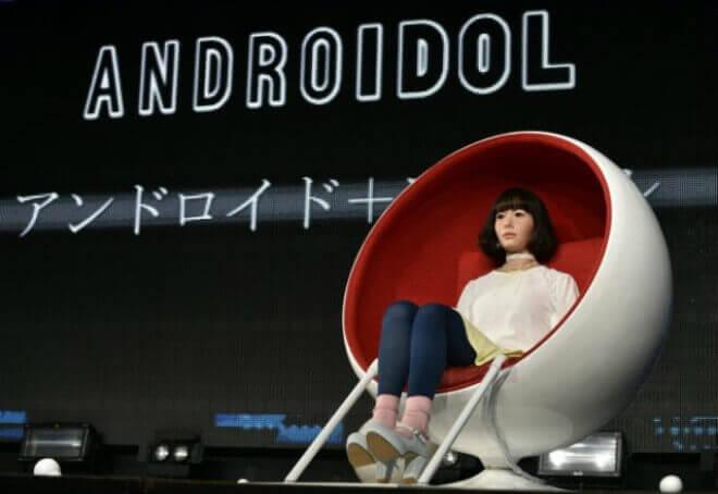 Android U forma parte de un experimento social