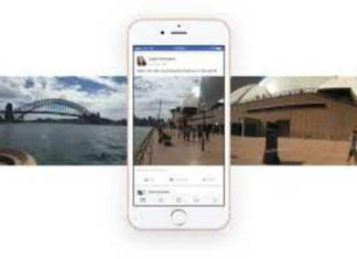 Facebook 360, la nueva aplicación de la empresa líder de Mark Zuckerberg