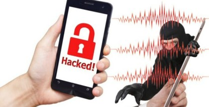 Las ondas sonoras pueden ser usadas para hackear tu móvil
