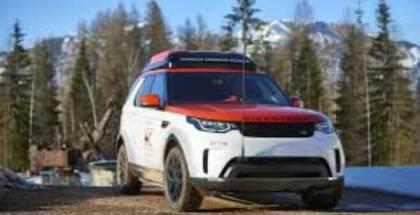 Land Rover Discovery Project Hero: el SUV con dron incorporado para salvar vidas
